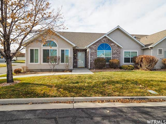 3284 S Hunter Villa Ln B, West Valley City, UT 84128 (#1713135) :: Red Sign Team