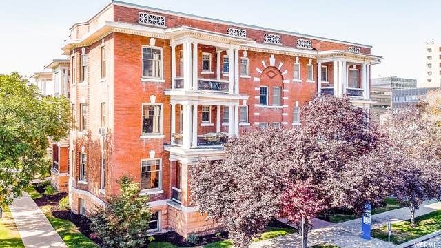 276 E Broadway St S #8, Salt Lake City, UT 84111 (MLS #1713650) :: Summit Sotheby's International Realty