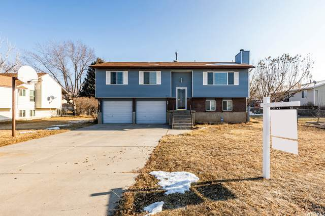 50 N 1400 W, Clearfield, UT 84015 (#1714169) :: Colemere Realty Associates