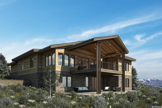 6402 Painted Valley Pass, Park City, UT 84098 (#1714224) :: The Perry Group
