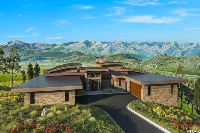 3352 E Wapiti Canyon Rd, Park City, UT 84098 (#1714258) :: Livingstone Brokers