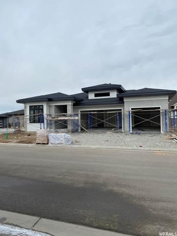 3367 E Jallais Ln S #404, Cottonwood Heights, UT 84093 (#1714881) :: Utah Dream Properties