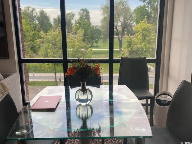 336 W Broadway S #313, Salt Lake City, UT 84101 (MLS #1715066) :: Summit Sotheby's International Realty