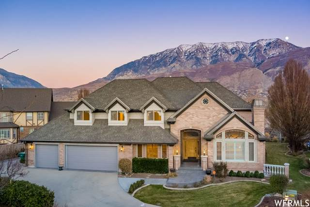 761 S 1030 E, Orem, UT 84097 (#1715126) :: Livingstone Brokers