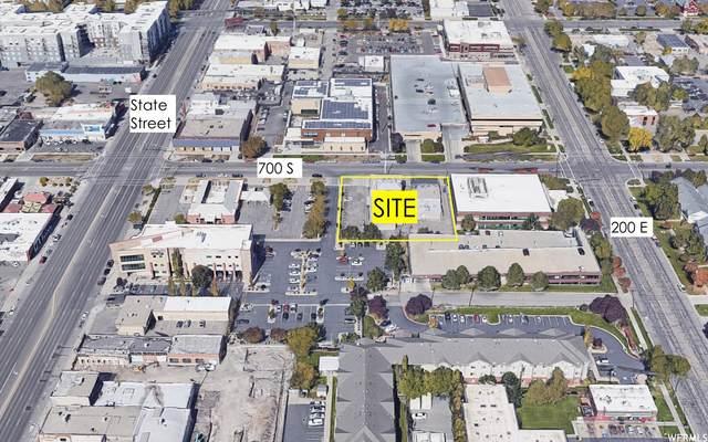 150 E 700 S, Salt Lake City, UT 84111 (#1715643) :: The Perry Group