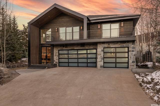 133 Webster Ct, Park City, UT 84060 (#1715704) :: Big Key Real Estate