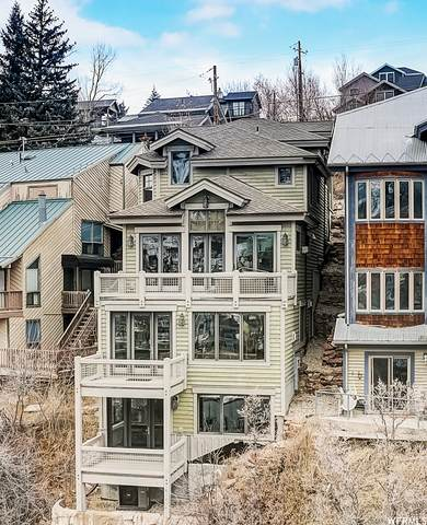 275 Ontario Ave, Park City, UT 84060 (#1716560) :: The Lance Group