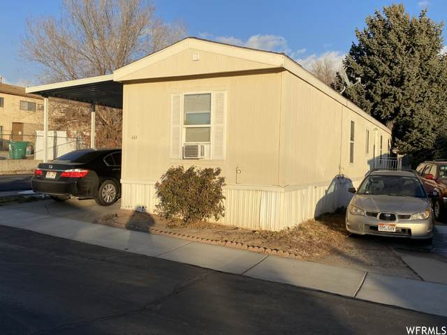 1500 N Angel St 44A, Layton, UT 84041 (#1716810) :: REALTY ONE GROUP ARETE