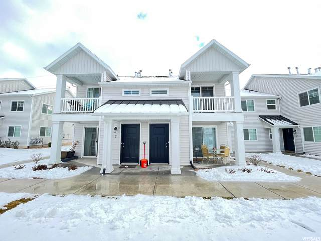 2497 W 500 S #3, Springville, UT 84663 (#1717884) :: Big Key Real Estate