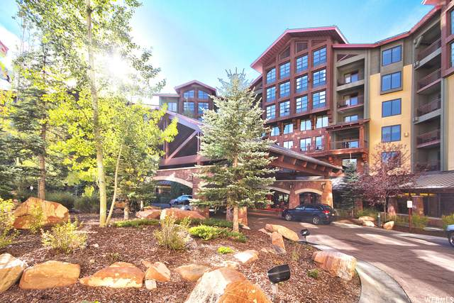 3855 N Grand Summit Dr 321 Q1, Park City, UT 84098 (#1718062) :: Livingstone Brokers