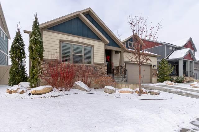 2263 N 725 W, Centerville, UT 84014 (#1718067) :: Powder Mountain Realty