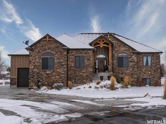 4919 W 4150 S, West Haven, UT 84401 (#1718072) :: The Lance Group