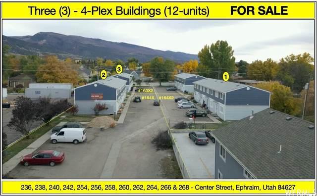 254 E Center St S, Ephraim, UT 84627 (#1718691) :: The Lance Group