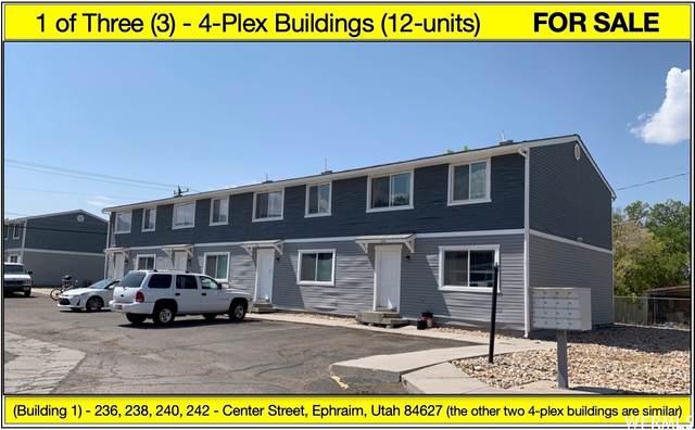 236 E Center St S, Ephraim, UT 84627 (#1718692) :: The Lance Group