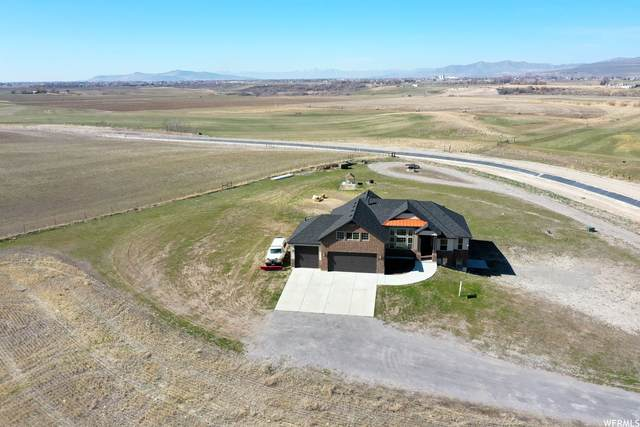 3537 W 14100 N, Collinston, UT 84306 (#1718731) :: C4 Real Estate Team