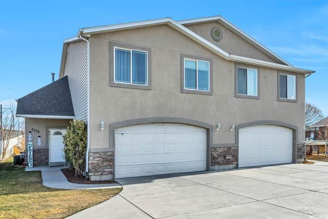 2574 W Robin Rd, West Valley City, UT 84119 (#1718748) :: goBE Realty