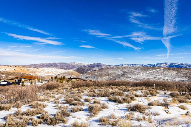 7595 N Promontory Ranch Rd, Park City, UT 84098 (#1718768) :: Bustos Real Estate | Keller Williams Utah Realtors