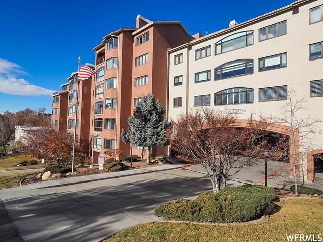 171 E 3RD Ave N #410, Salt Lake City, UT 84103 (MLS #1718813) :: Summit Sotheby's International Realty