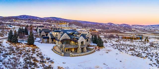 8066 North Red Fox Ct, Park City, UT 84098 (#1718920) :: Utah Dream Properties
