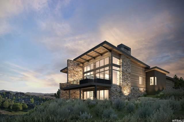6802 Painted Valley Pass #13, Park City, UT 84098 (#1719162) :: Utah Dream Properties