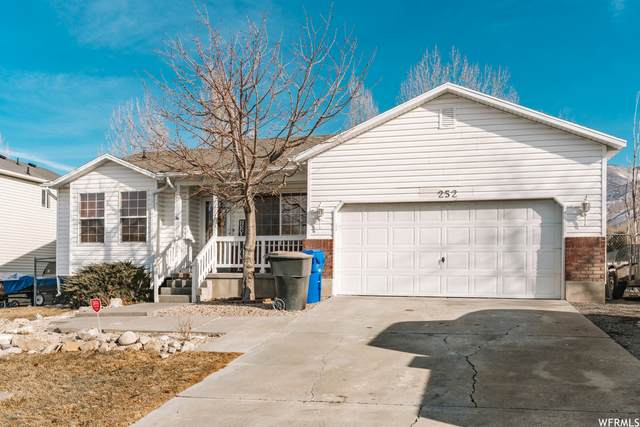 252 N 690 E, Tooele, UT 84074 (#1719206) :: Red Sign Team