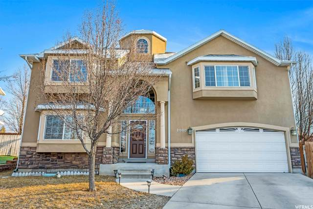 2060 E Hidden Village Cir, Sandy, UT 84092 (#1719305) :: Big Key Real Estate