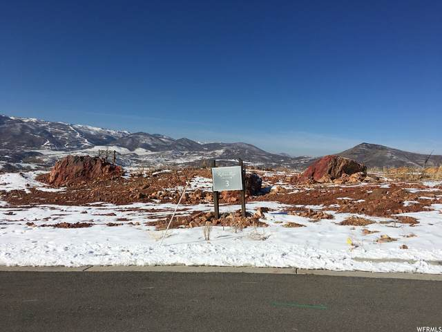10667 N Reflection Rdg #3, Hideout, UT 84036 (MLS #1719390) :: Summit Sotheby's International Realty