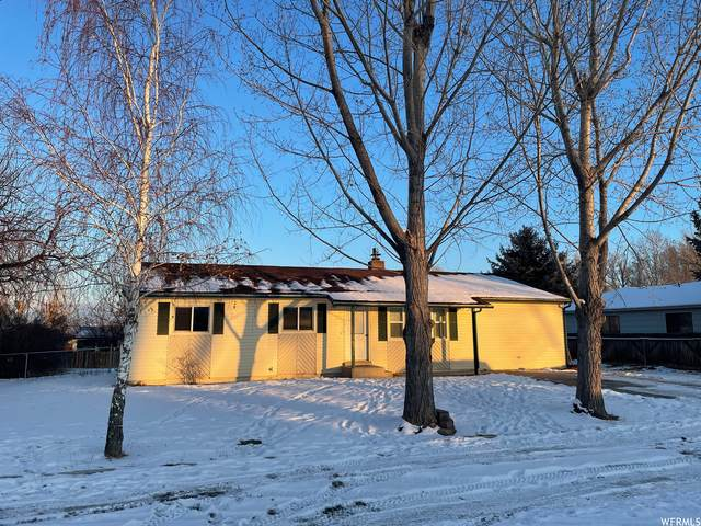 900 N 1450 W, Vernal, UT 84078 (#1719423) :: Livingstone Brokers
