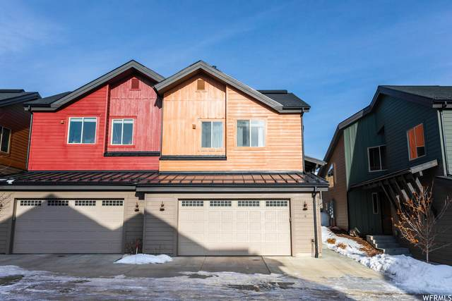 8117 Courtyard Loop #6, Park City, UT 84098 (#1719470) :: Red Sign Team