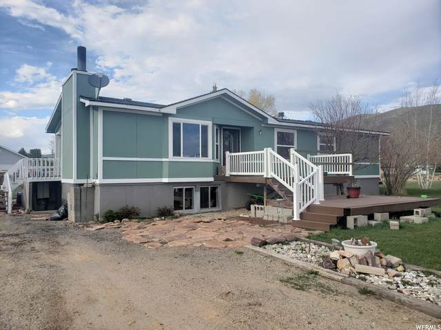 10833 Hwy 30, Cokeville, WY 83114 (#1719514) :: REALTY ONE GROUP ARETE