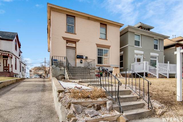 2535 Adams Ave, Ogden, UT 84401 (MLS #1719597) :: Lawson Real Estate Team - Engel & Völkers