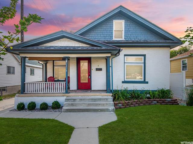 2434 S 900 E, Salt Lake City, UT 84106 (#1719609) :: Utah Dream Properties
