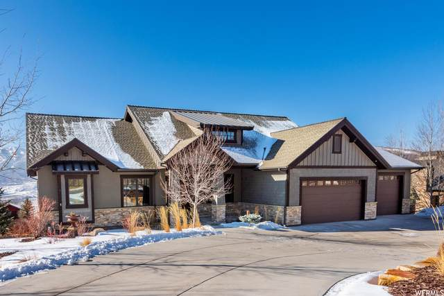 12559 N Mud Springs Cir, Kamas, UT 84036 (#1719643) :: Colemere Realty Associates