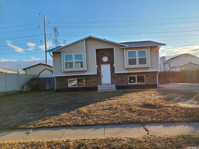 4968 S 3300 W, Roy, UT 84067 (#1719644) :: Doxey Real Estate Group