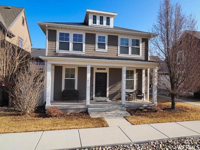 10352 S Millerton W, South Jordan, UT 84009 (#1719650) :: Berkshire Hathaway HomeServices Elite Real Estate