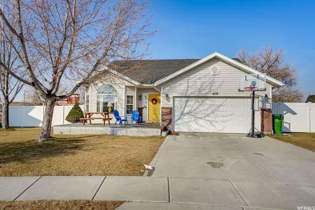 410 S 2925 W, Syracuse, UT 84075 (#1719670) :: Colemere Realty Associates