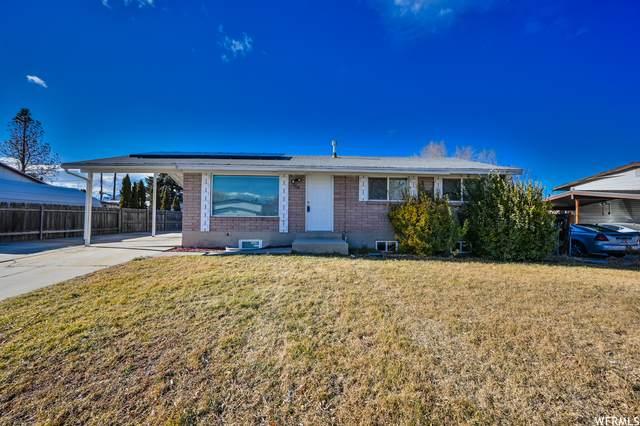 3184 S Scottsdale Dr W, West Valley City, UT 84120 (#1719676) :: Bustos Real Estate | Keller Williams Utah Realtors