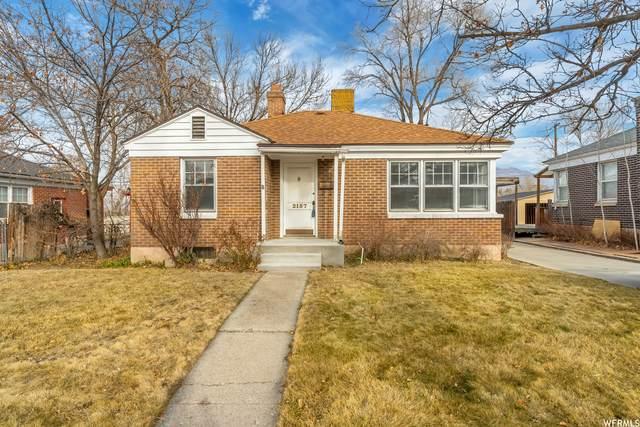 2157 E Crystal Ave, Salt Lake City, UT 84109 (#1719690) :: Big Key Real Estate