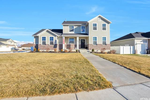 937 S 1600 W, Syracuse, UT 84075 (#1719693) :: Doxey Real Estate Group