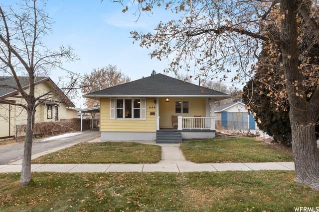 444 S 100 E, Provo, UT 84606 (#1719700) :: Berkshire Hathaway HomeServices Elite Real Estate