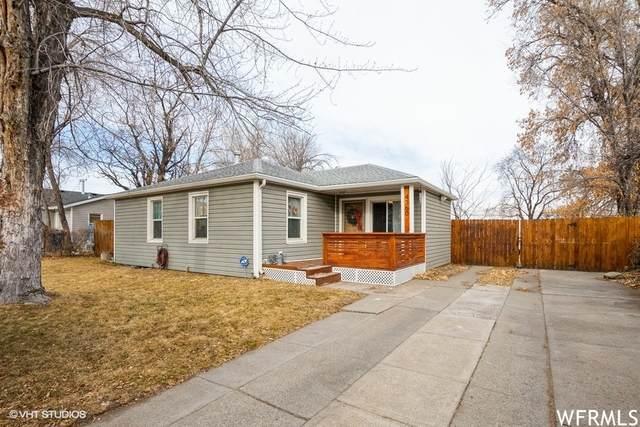 4360 W 5540 S, Kearns, UT 84118 (#1719702) :: Berkshire Hathaway HomeServices Elite Real Estate