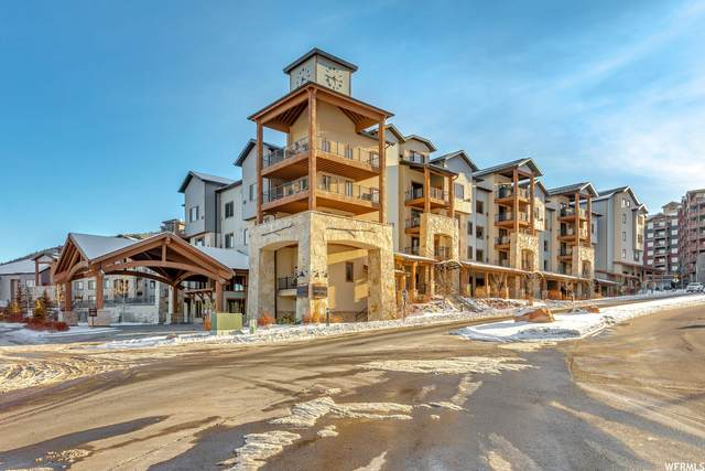 2669 W Canyons Resort Dr 1-401, Park City, UT 84098 (#1719707) :: goBE Realty