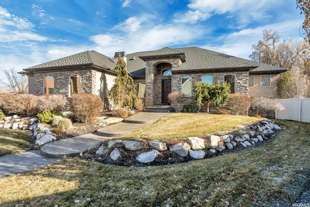 812 E Vine Creek Cir, Salt Lake City, UT 84107 (#1719714) :: Red Sign Team