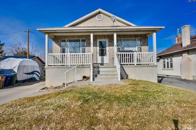 876 W Fayette Ave, Salt Lake City, UT 84104 (#1719730) :: Big Key Real Estate
