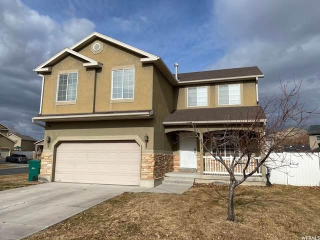 3410 W Newland Loop, Lehi, UT 84043 (#1719737) :: Bustos Real Estate | Keller Williams Utah Realtors