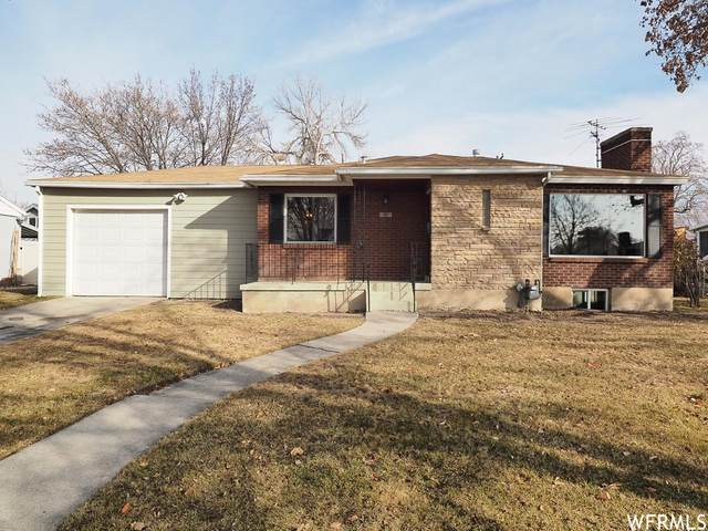 419 E Hillside Dr, Salt Lake City, UT 84107 (#1719748) :: Red Sign Team