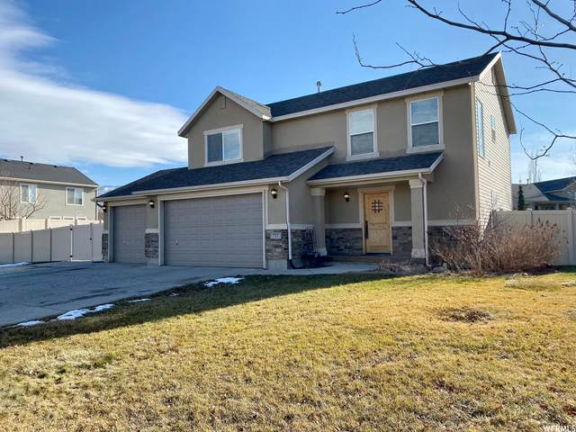 737 W 2090 N, West Bountiful, UT 84087 (#1719751) :: The Perry Group