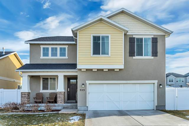 323 W Slate Dr, Tooele, UT 84074 (#1719755) :: Red Sign Team