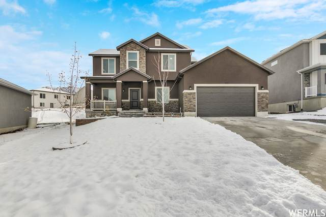 410 N Granite Dr, Santaquin, UT 84655 (#1719766) :: Big Key Real Estate