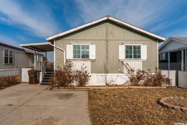 8498 W Sunsethills Dr, Magna, UT 84044 (#1719771) :: Berkshire Hathaway HomeServices Elite Real Estate